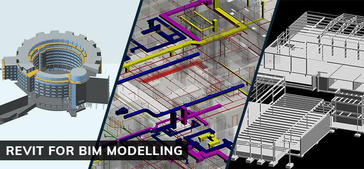 Advantages of using Revit for BIM Modelling