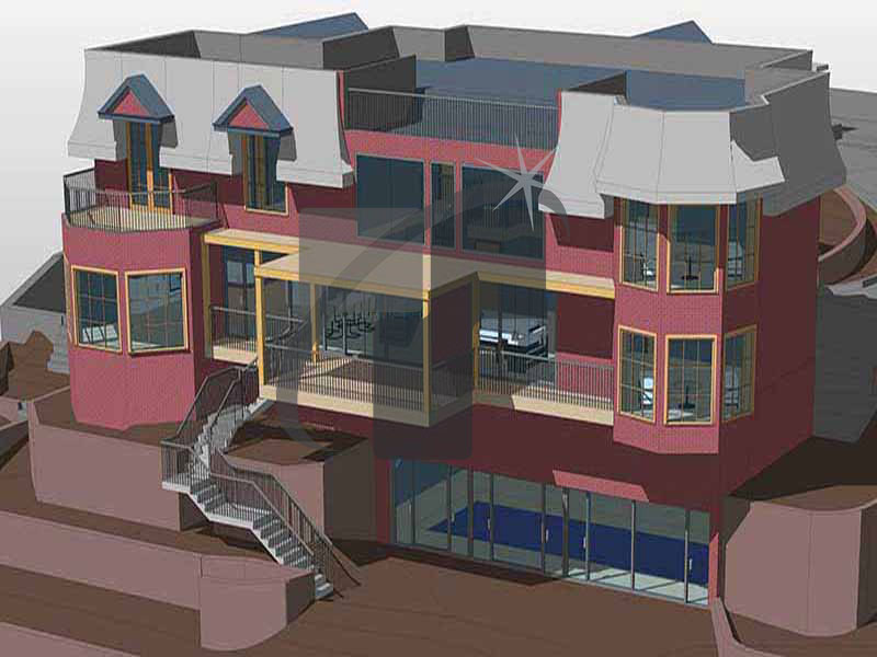 Architectural BIM Modeling