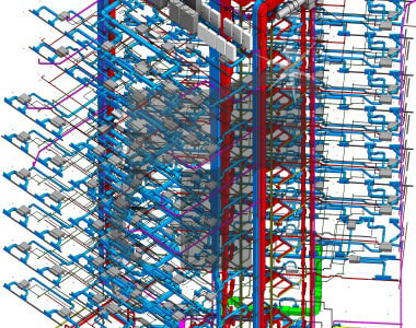 MEP BIM Projects