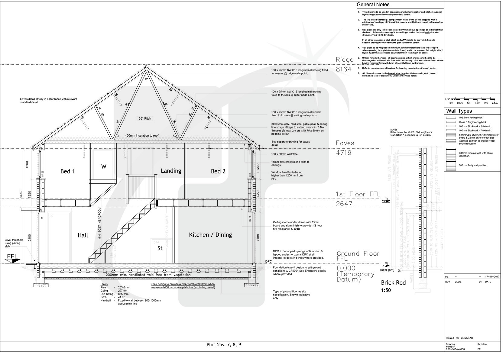 Construction Drawing Portfolio | Tesla Outsourcing Services