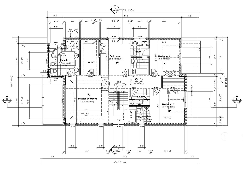 Construction Drawing Portfolio | Tesla