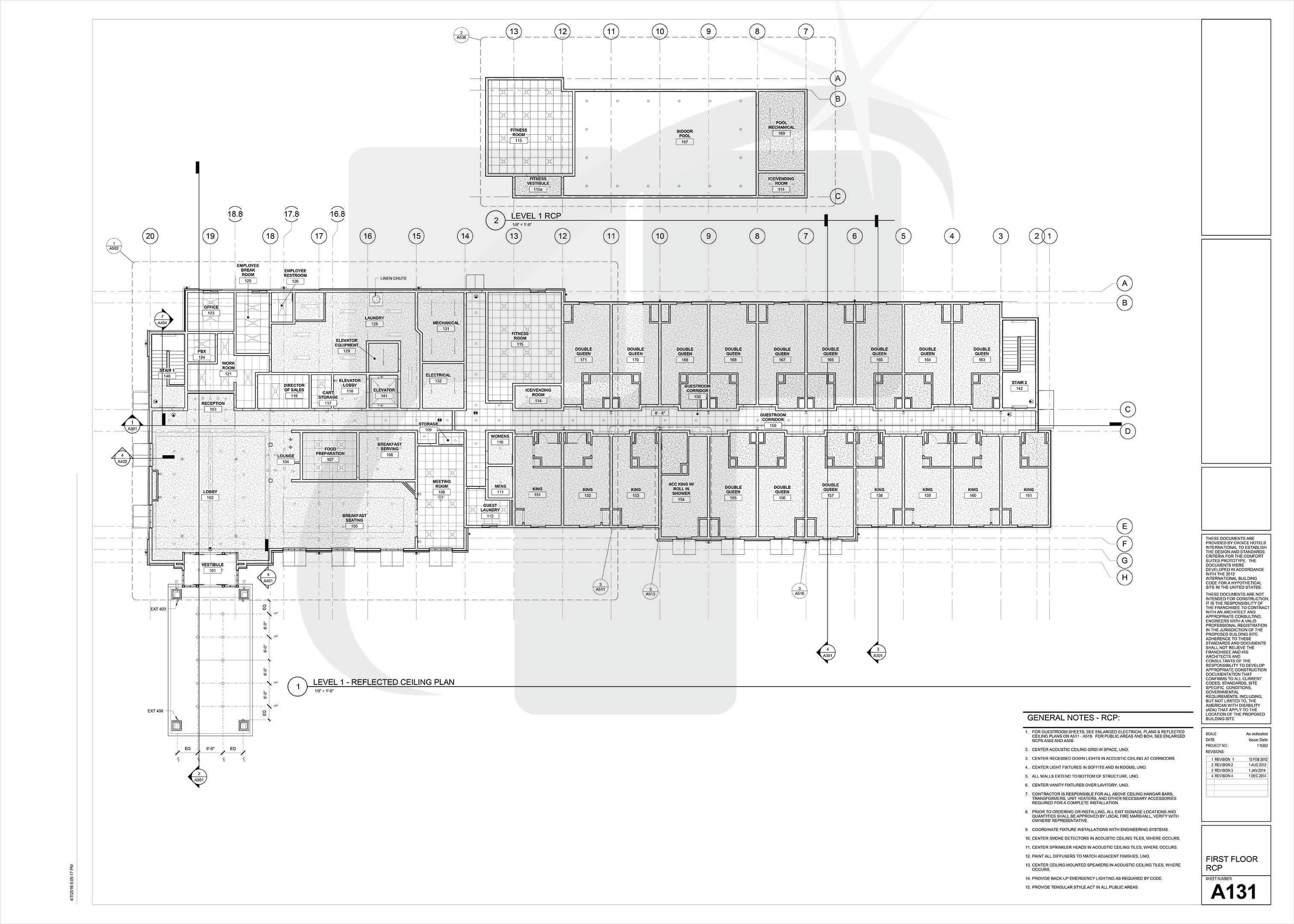 Construction Drawing Samples Working Drawings Documents Hvac Cad