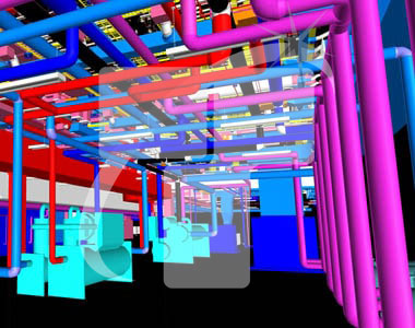 Exterior Architectural BIM Modeling