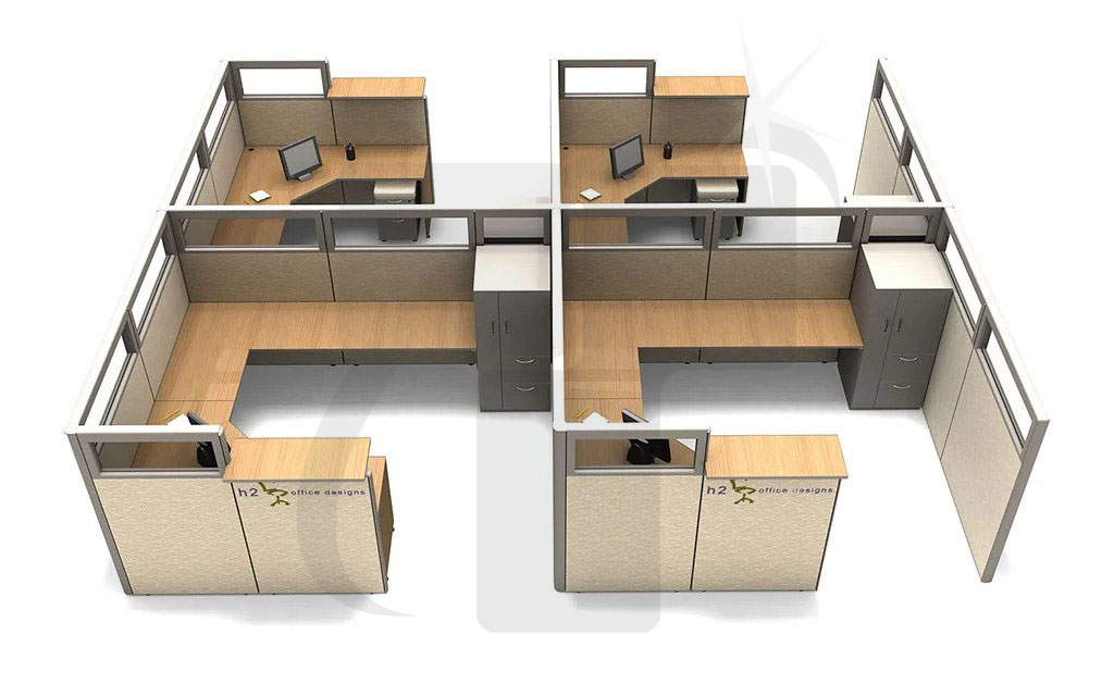 Unidirectional Cubicles