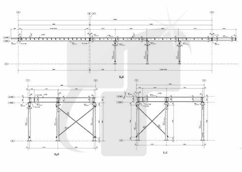 Structural Section and Details